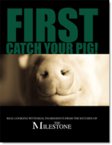 First Catch Your Pig from the Milestone