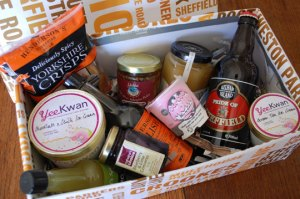 Sheffield food parcel by sheffieldblog