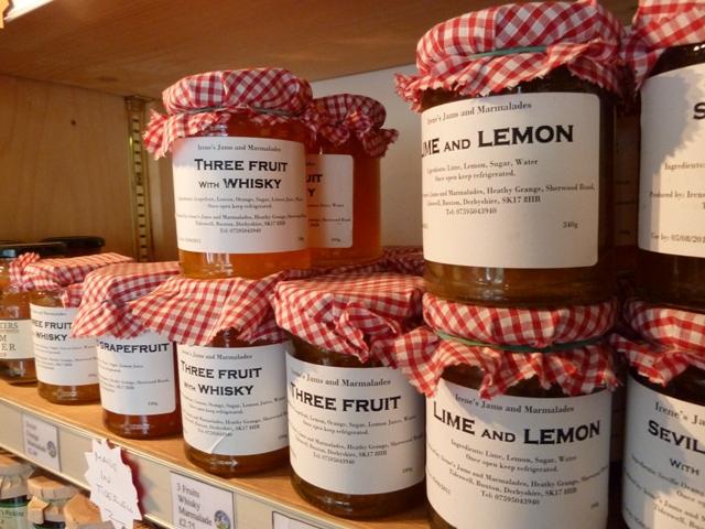Tideswell marmalades
