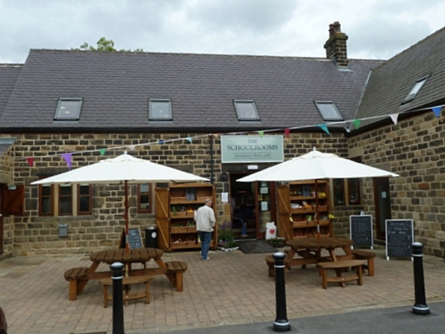 The Schoolrooms, Bradfield